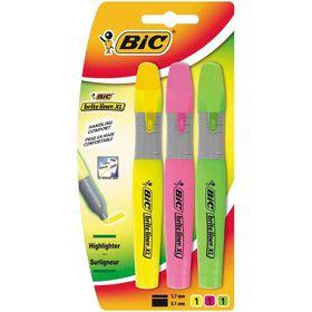 BIC Briteliner XL Highlighter (Pack of 3)