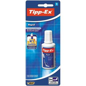 Tipp-Ex Rapid Correction Fluid 20ml - Blister of 1