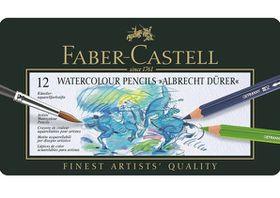 Faber-Castell Albrecht Durer Watercolour Pencils - Tin of 12