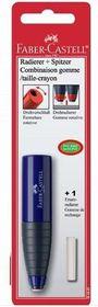 Faber-Castell Combi Eraser Sharpener with Spare Eraser
