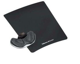 Fellowes Gliding Palm Support - Graphite
