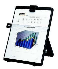 Fellowes Workstation - Document Holder