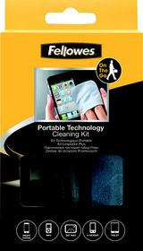 Fellowes Portable Technology Cleaning Kit