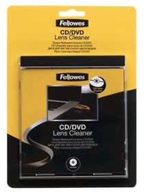 Fellowes CD/DVD Lens Cleaner
