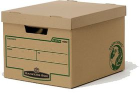 Fellowes Earth Series Large Storage Box - Pack of 2