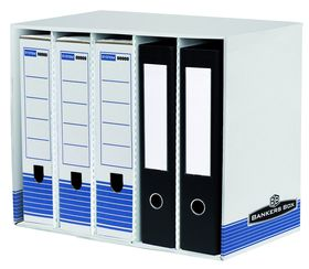 Fellowes Bankers Box System Series File Store Module - 5 Bay
