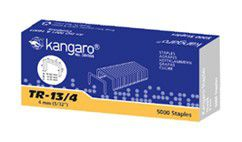 Kangaro Heavy Duty Staples - Gun Tackers (Box of 5000)