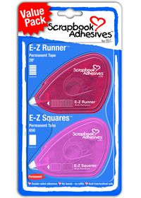 3L EZ Duo Pack (1 EZ Runner + 1 EZ Squares)