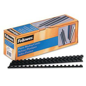 Fellowes 38mm Combs - Black - 50 Pack