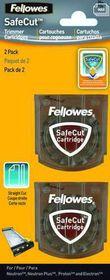 Fellowes SafeCut Straight Blade 2Pack