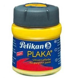 Pelikan Plaka Paint 50ml - Yellow (11)