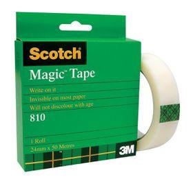 3M Scotch Magic Tape 810 - 24mm x 50m
