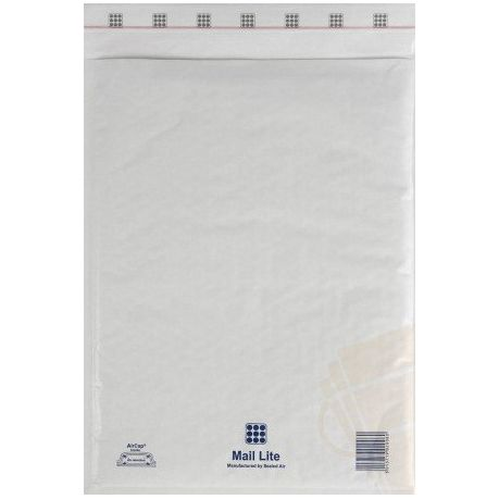 Sealed Air Jiffy Lite C0 150x210mm Padded Envelopes (Pack of 10)
