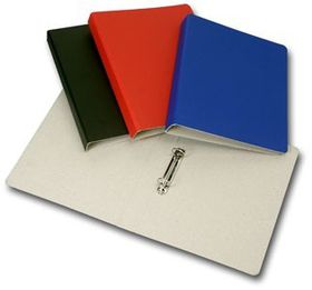 Croxley S1304 A4 2 O-Ring 25mm Painted Ringbinder - Red