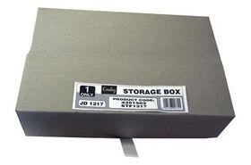 Croxley S1217 Storage Box - Hinged Lid