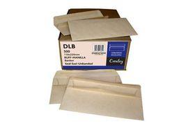 Croxley DLB Brown Seal Easi Unbanded (Kingstone) Envelopes (Box of 500)