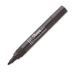 Sharpie M15 Bullet Permanent Marker - Black