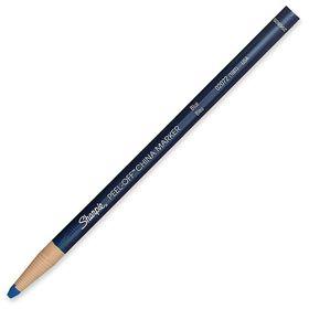 Sharpie Peel-Off China Marker - Blue (Box of 12)