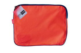 Croxley Canvas Gusset Book Bag - Red