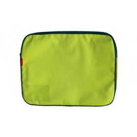 Croxley Canvas Gusset Book Bag - Lime Green