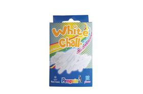 Penguin Chalk - White (12 Pieces)
