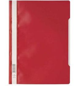 Durable Econo Quotation Folder - Red
