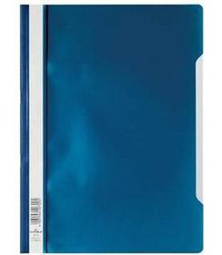 Durable Econo Quotation Folder - Dark Blue