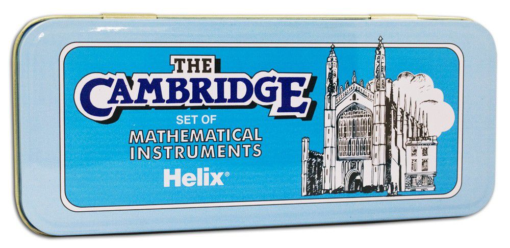 Helix Cambridge 9 Piece Maths Set | Buy Online in South Africa ...