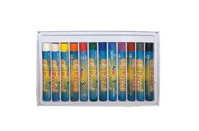 Penguin Oil Pastels (Box of 12)