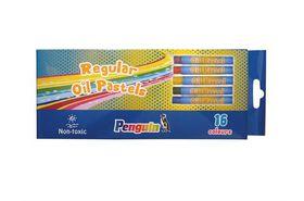 Penguin Oil Pastels (Box of 16)