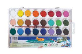 Jovi Watercolour Paints - 24 Colours