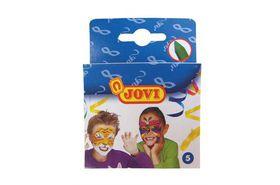 Jovi Face Paint - 5 Stick Cream Makeup