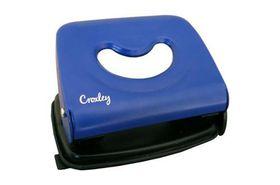 Croxley Light Duty Punch - Black & Blue
