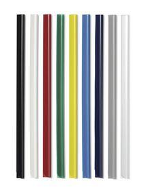 Durable Slide Binder 6mm - Black (10 Pack)