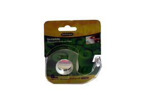 Sellotape Clear Tape with Dispenser - 18mm x 15m