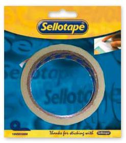 Sellotape Clear Tape Best Buy - 18mm x 66m