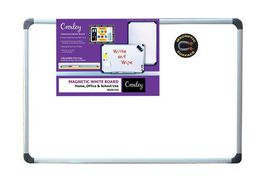 Croxley Magnetic Whiteboard with Accessories  (600mm x 900mm)