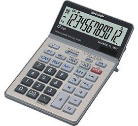 Sharp EL-387V Desktop Calculator