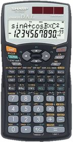 Sharp EL-506W Scientific Calculator