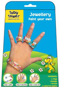 Toby Tower Paint Your Own - Jewellery