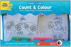 Toby Tower Splash 'n Learn Count and Colour