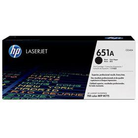 HP # 651A LJ Enterprise 700 Color MFP M775 Series Black Print Cartridge - New