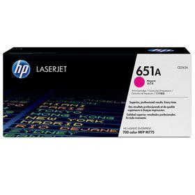 HP No 651A Magenta LaserJet Toner Cartridge