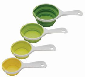 Chef'n - Sleekstor Pinch and Pour Measuring Cups