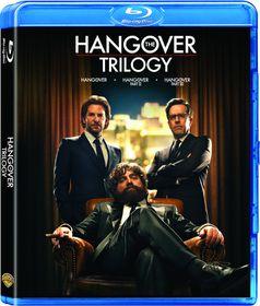 Hangover Part 1 - 3 (Blu-ray)