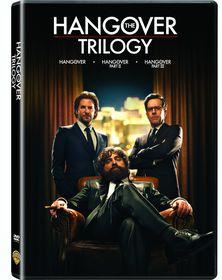 Hangover Part 1 - 3 (DVD)