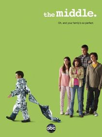 The Middle Season 3 (DVD)