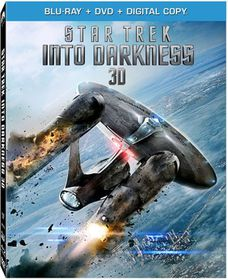 Star Trek Into Darkness (3D & 2D Blu-ray)