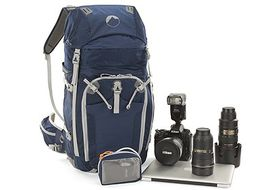 Lowepro Rover 45L AW Backpack Blue/Light Grey