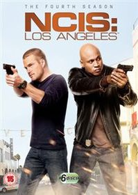 NCIS Los Angeles: The Fourth Season (Import DVD)